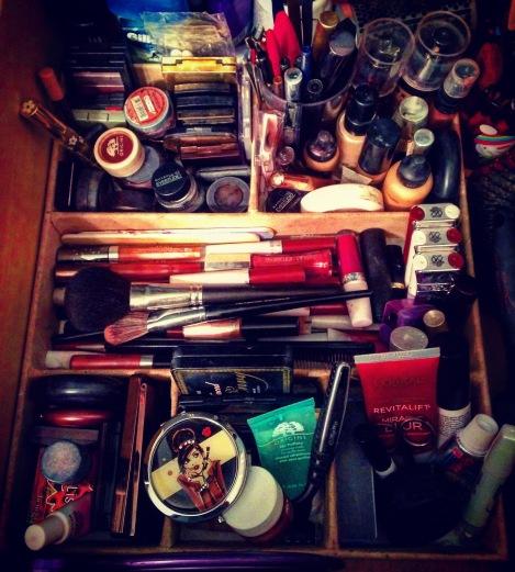 I have a makeup problem :)