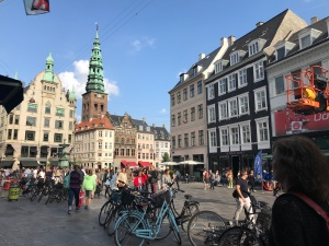 Walk through Strøget